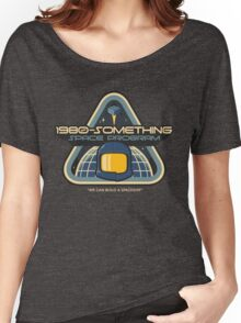1980-Something Space Program Women's Relaxed Fit T-Shirt
