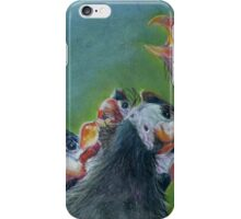 The Committee - Guinea Fowl iPhone Case/Skin