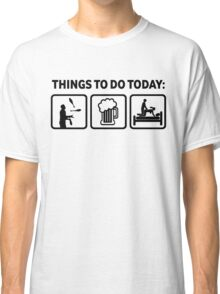 Funny Juggling Things To Do Today Classic T-Shirt