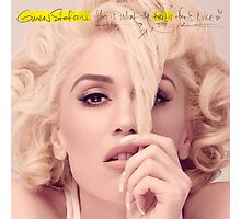 Gwen Stefani Tour 2016 Photographic Print
