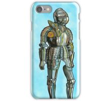 Ghost in armor iPhone Case/Skin