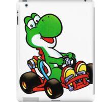 Yoshi karting iPad Case/Skin
