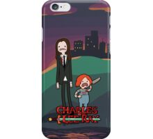 Charles Lee Ray iPhone Case/Skin