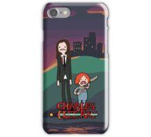 Charles Lee Ray iPhone Case/Skin