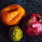 Withering fruits by indiafrank