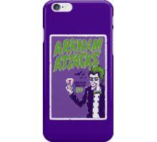 Joker Attacks iPhone Case/Skin