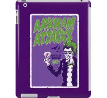 Joker Attacks iPad Case/Skin
