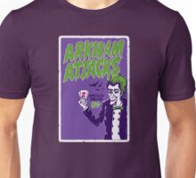 Joker Attacks Unisex T-Shirt