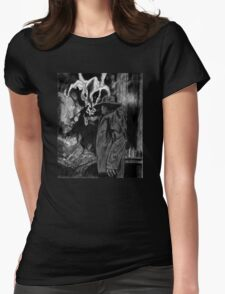 The Root Cellar Womens Fitted T-Shirt