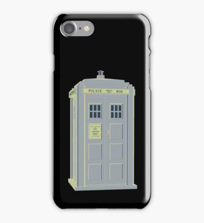 MY MASTERS TARDIS 1 iPhone Case/Skin