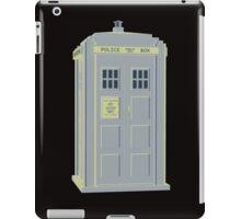 MY MASTERS TARDIS 1 iPad Case/Skin