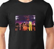 TWIN SUN (C) GYLLIAYN ART Unisex T-Shirt