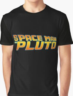 Space Man From Pluto Graphic T-Shirt