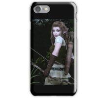 elf hunter iPhone Case/Skin