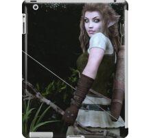 elf hunter iPad Case/Skin