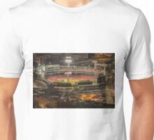 Fenway Park before game, Boston. Unisex T-Shirt