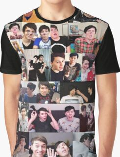 Dan and Phil!  Graphic T-Shirt