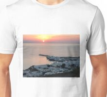 Myconos Island, Greece, Sunset Unisex T-Shirt