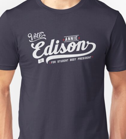 Vote Edison Unisex T-Shirt