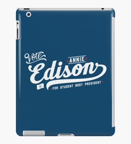 Vote Edison iPad Case/Skin