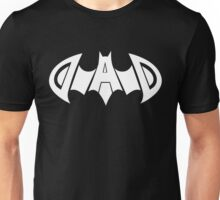 Dad Daddy Super Hero Batman Unisex T-Shirt