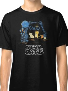 Star Wars Cats Classic T-Shirt
