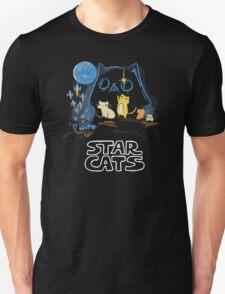 Star Wars Cats Unisex T-Shirt