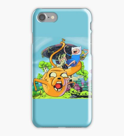 Adventure Time - Time for Fun iPhone Case/Skin