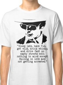 Hunter s thompson Classic T-Shirt