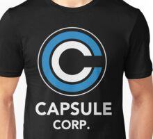 DRAGON BALL Z CAPSULE CORP Unisex T-Shirt