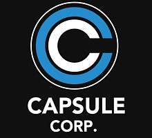 DRAGON BALL Z CAPSULE CORP Unisex T-Shirt