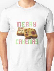 MERRY CAKEMAS Unisex T-Shirt