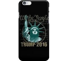 Trump 2016 - Maybe People iPhone Case/Skin