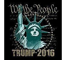 Trump 2016 - Maybe People Photographic Print