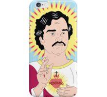 Saint Pablo Escobar iPhone Case/Skin