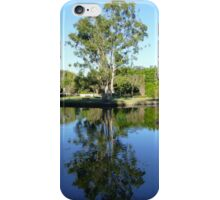 Gumtree Reflection iPhone Case/Skin