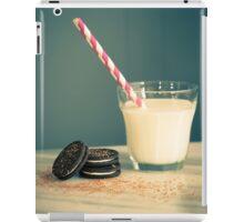 Milk and Cookies iPad Case/Skin