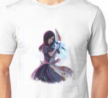 alice - outsider's marker Unisex T-Shirt