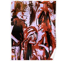 dark spirits......saving face shaman Poster