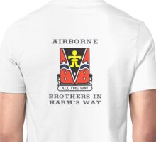 509th Airborne - Brothers in Harm's Way Unisex T-Shirt