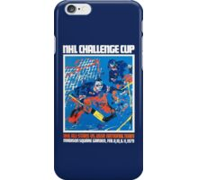 Challenge Cup '79 iPhone Case/Skin