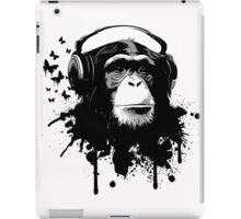Monkey business iPad Case/Skin