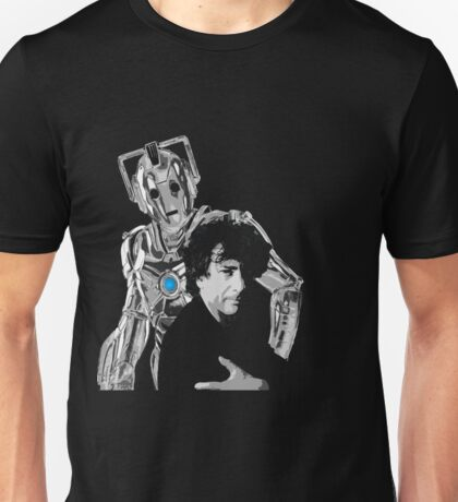 Neil and the Cyberman Unisex T-Shirt