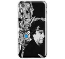 Neil and the Cyberman iPhone Case/Skin