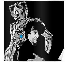 Neil and the Cyberman Poster