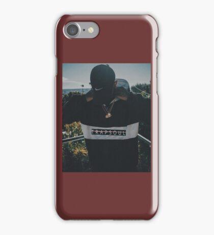 Bryson Tiller - TrapSoul iPhone Case/Skin