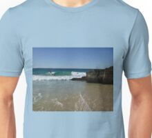 Surfing Currumbin Alley Unisex T-Shirt