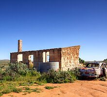 Beyond Repair, Silverton, NSW by Christine Smith