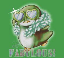 Fabulous v03 One Piece - Short Sleeve