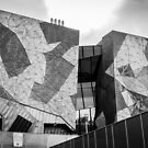 Federation Square by prbimages